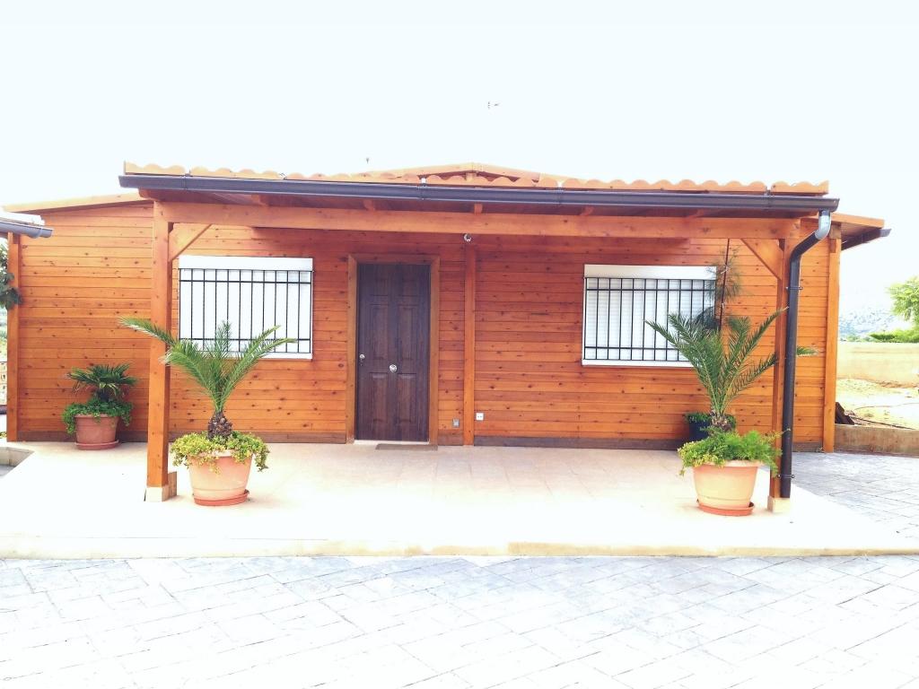 Casas de madera porches jard n - Casas de madera de jardin ...